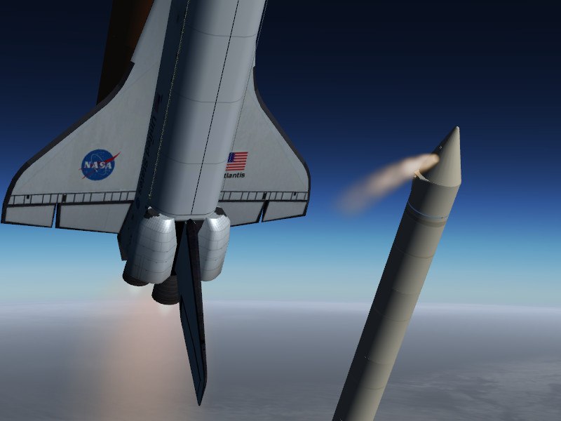 Science and Fiction - Simulated Spaceflight