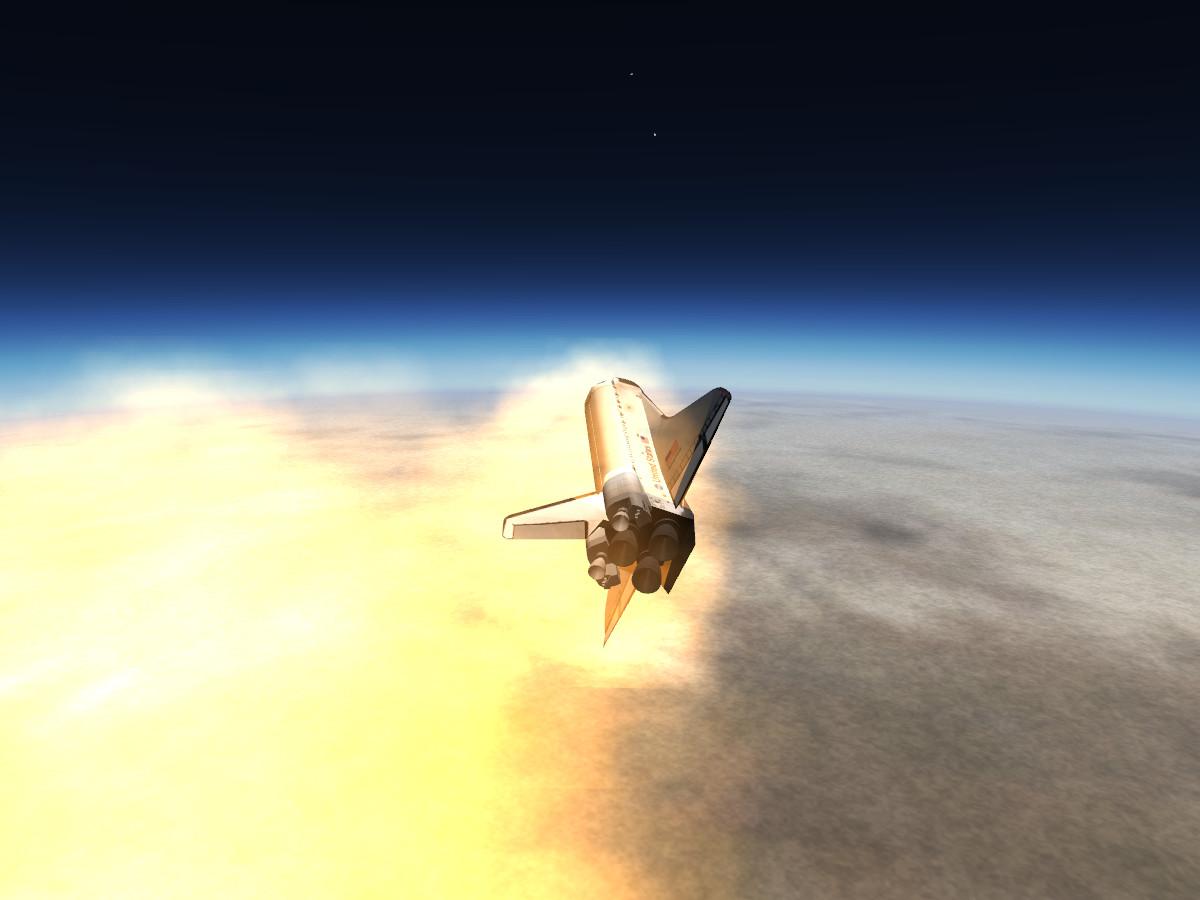 News The Space Shuttle for Flightgear 3 6 - Orbiter-Forum