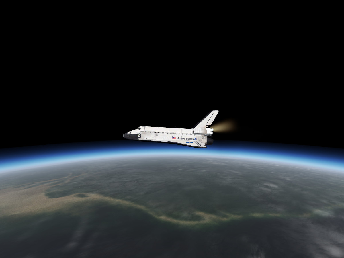 space shuttle oms - photo #34