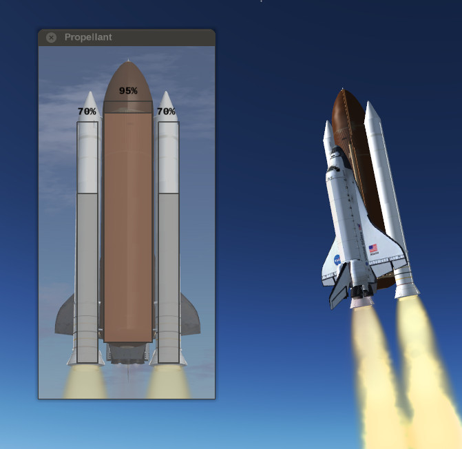 space shuttle propellant - photo #12